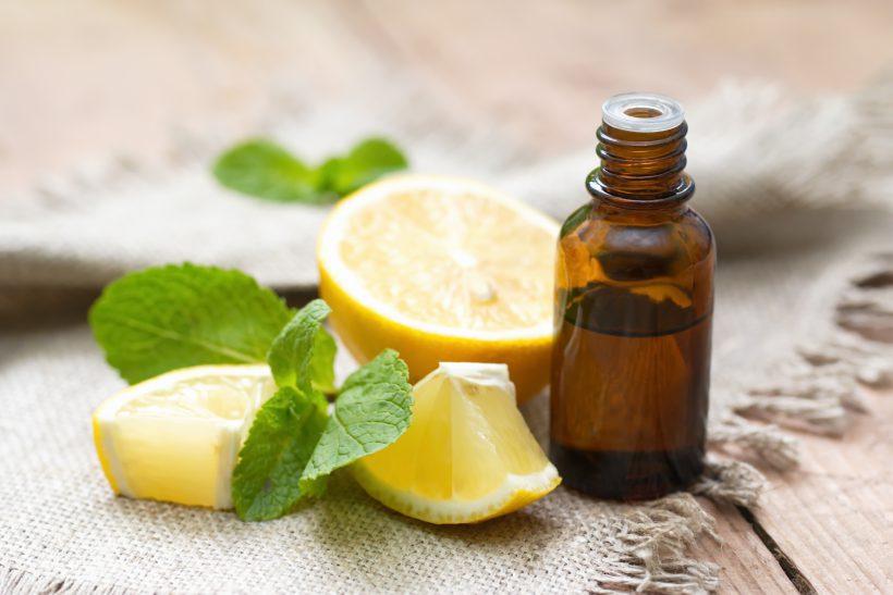 Hot Lemon Bath