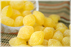Lemon & Honey Candy