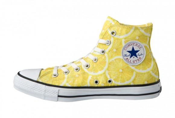 …Il limone ai piedi!