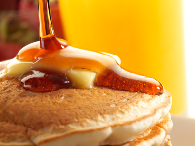 UK: Crepes and carnival greediness: Pancake day!