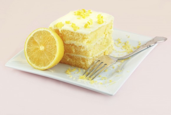 Lemon Tiramisù