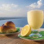 Granita siciliana al limone