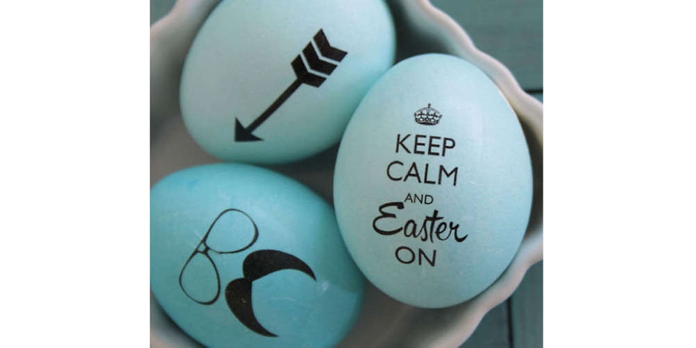 The Best Easter Egg Decorating Ideas On Web