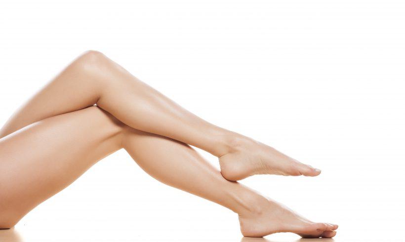 Le gambe e i piedi
