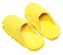 Feet rady, set, go lemon!