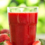 Smoothies di Fragole