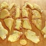 Spice Rubbed Chicken Quarters