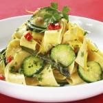 Pappardelle alle verdure