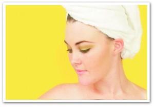 maschera pre-shampoo limone