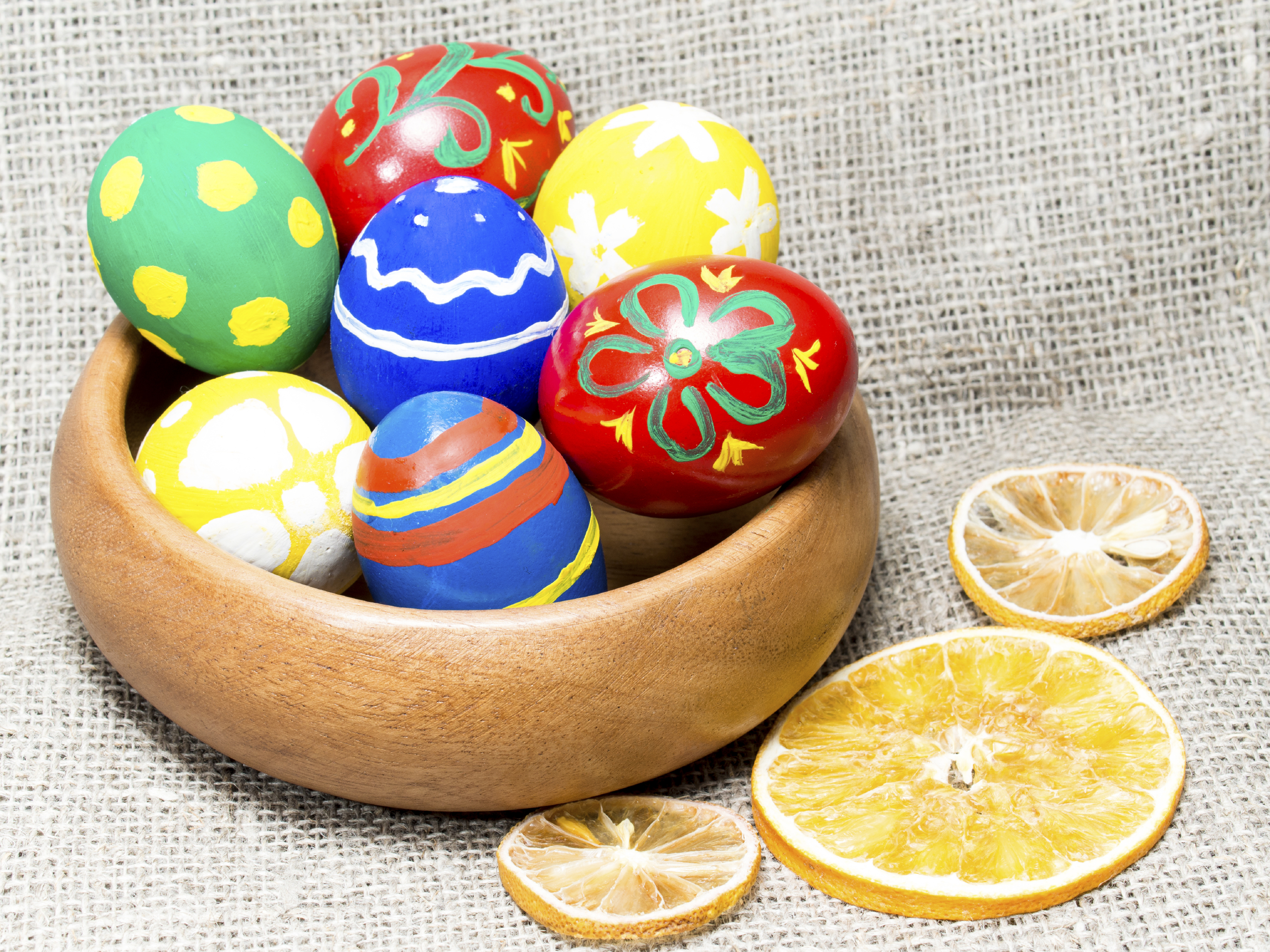 Come decorare le uova di pasqua - Decorare uova di pasqua ...