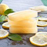 Ghiacciolo al limone