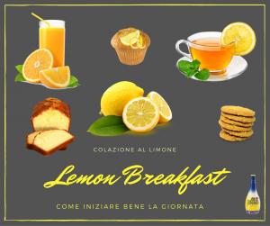 colazione al limone