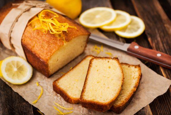Lemon at breakfast