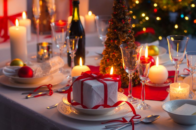 Christmas Eve Traditional Menu