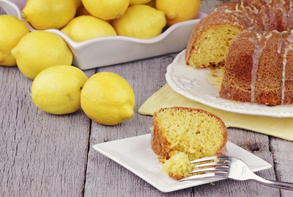 Polonia: Babka al limone
