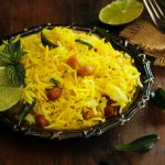 Indian Rice with Lemon