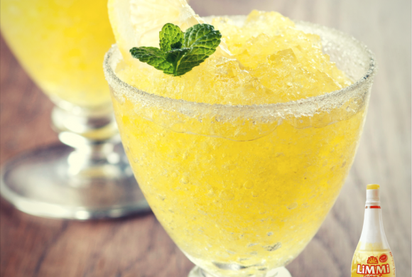 Lemon Granita in 3 steps