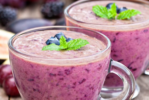 Smoothie settembrino antiossidante