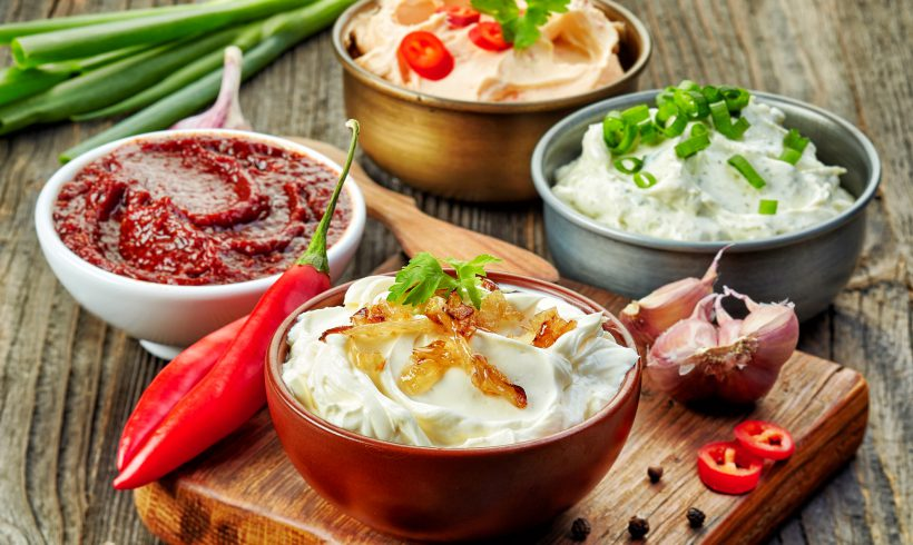 Sauces for Boiled Meats