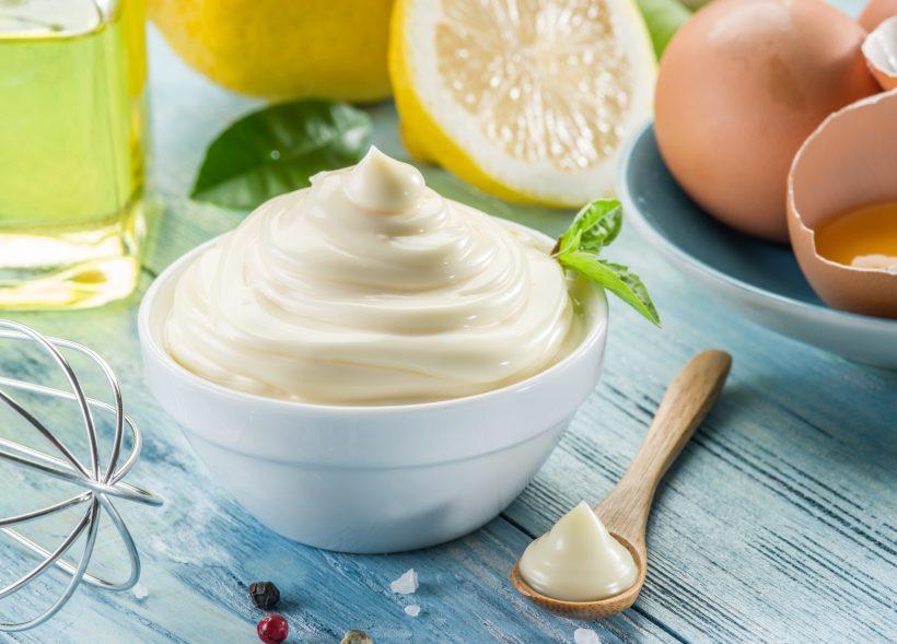 Salsa al limone per asparagi