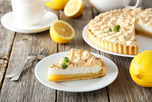 France: Tarte au citron