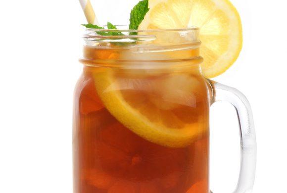 Lemon Iced Tea in 3 steps
