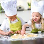 Festa del papà: piccoli chef crescono
