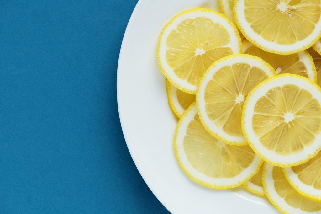 rondelle di limone