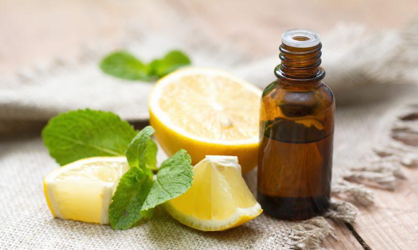 Bagno caldo al limone