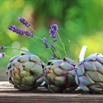 Artichokes with lemon