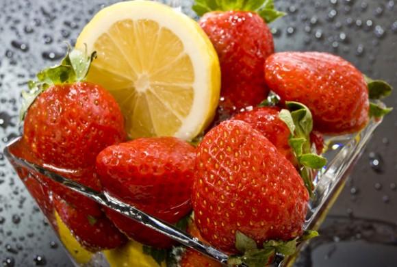 """Luca Carboni: """"Le fragole buone buone""""… con il limone!"""