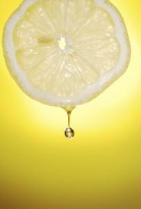 gocce limone