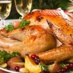 USA: Roast Stuffed Turkey (Thanksgiving day)