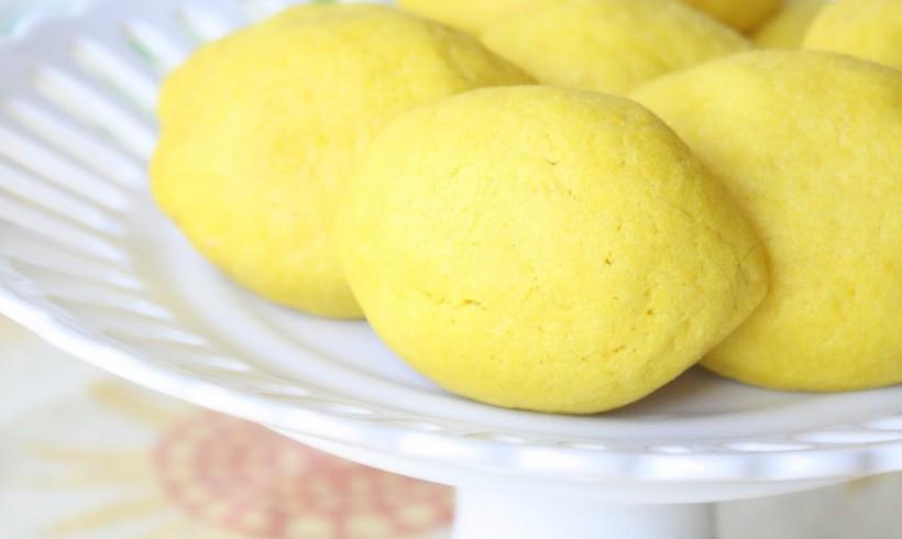 Biscottini limonosi