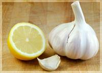limone-aglio