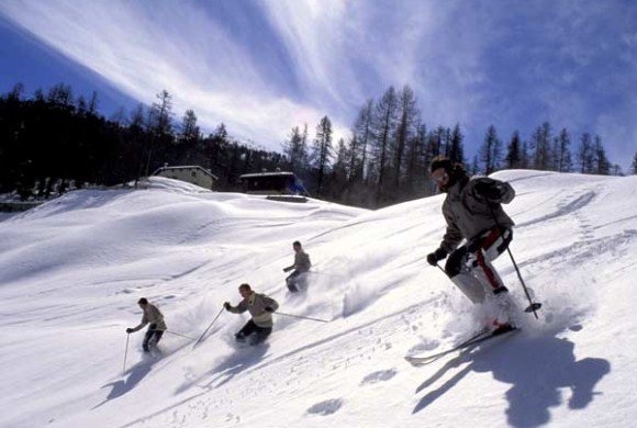 Limone Piemonte and the Dolomites