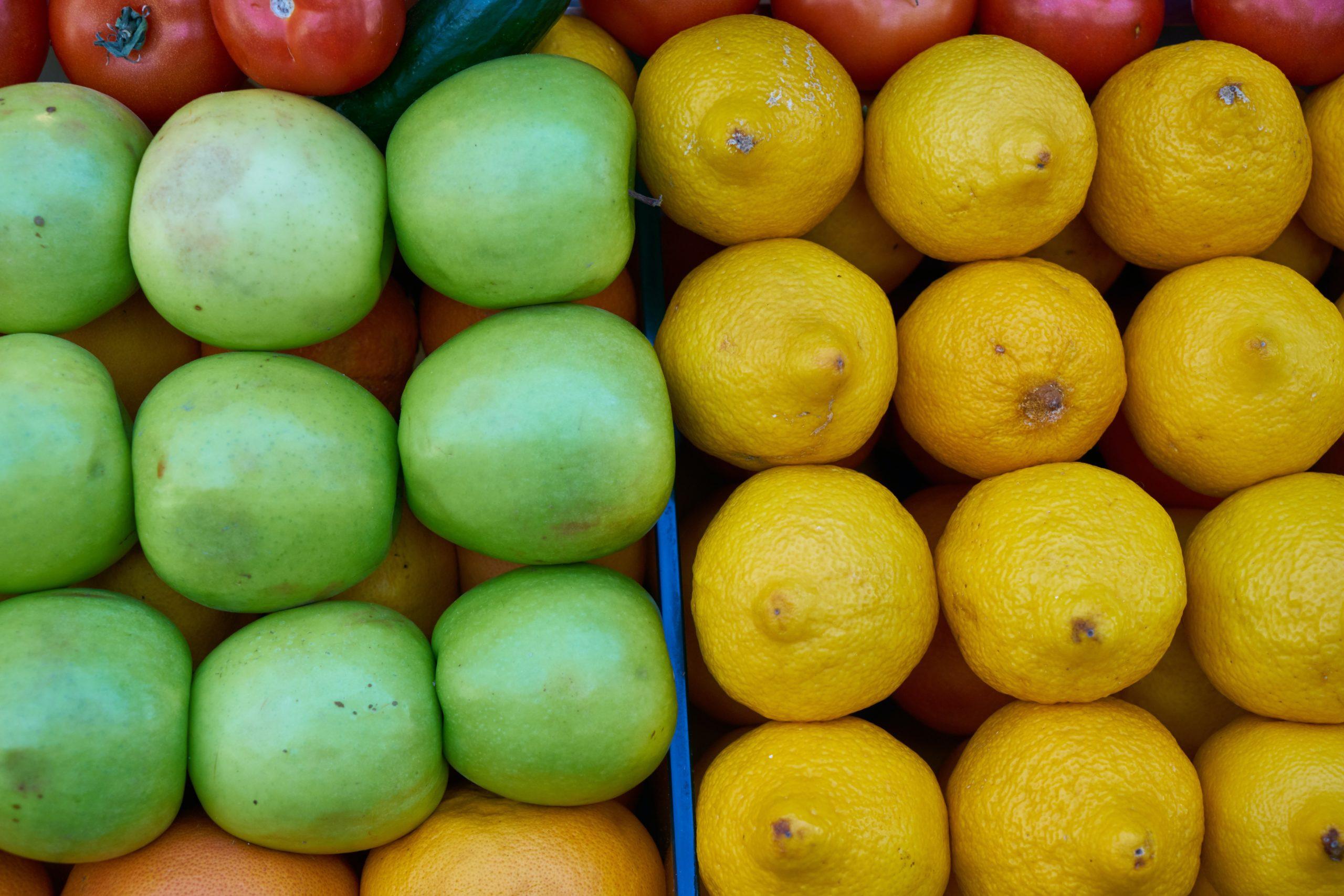 mele e limoni