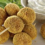 Tuna and Lemon Croquettes