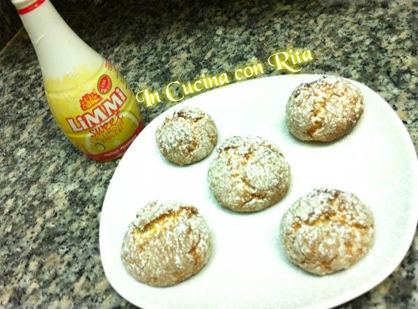 Butter-free Lemon Cookies