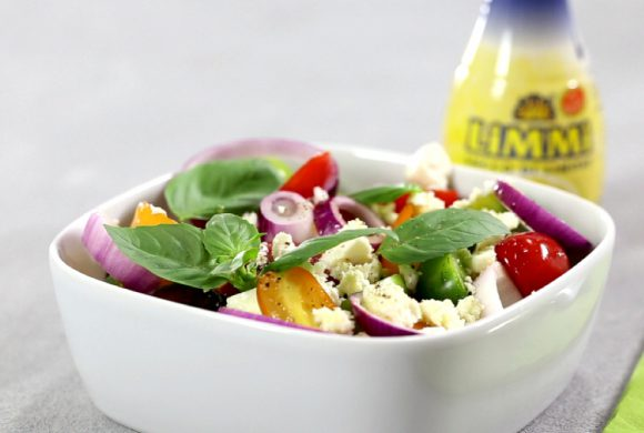 Video Tutorial: Tomato Salad