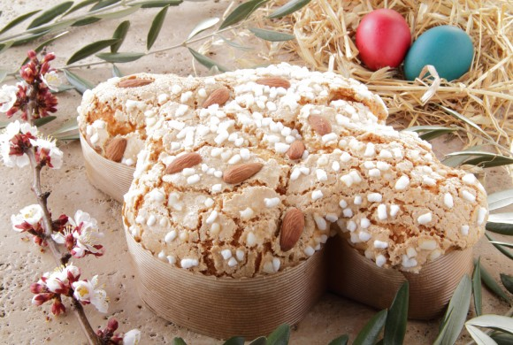 Colomba: Italian Easter Cake