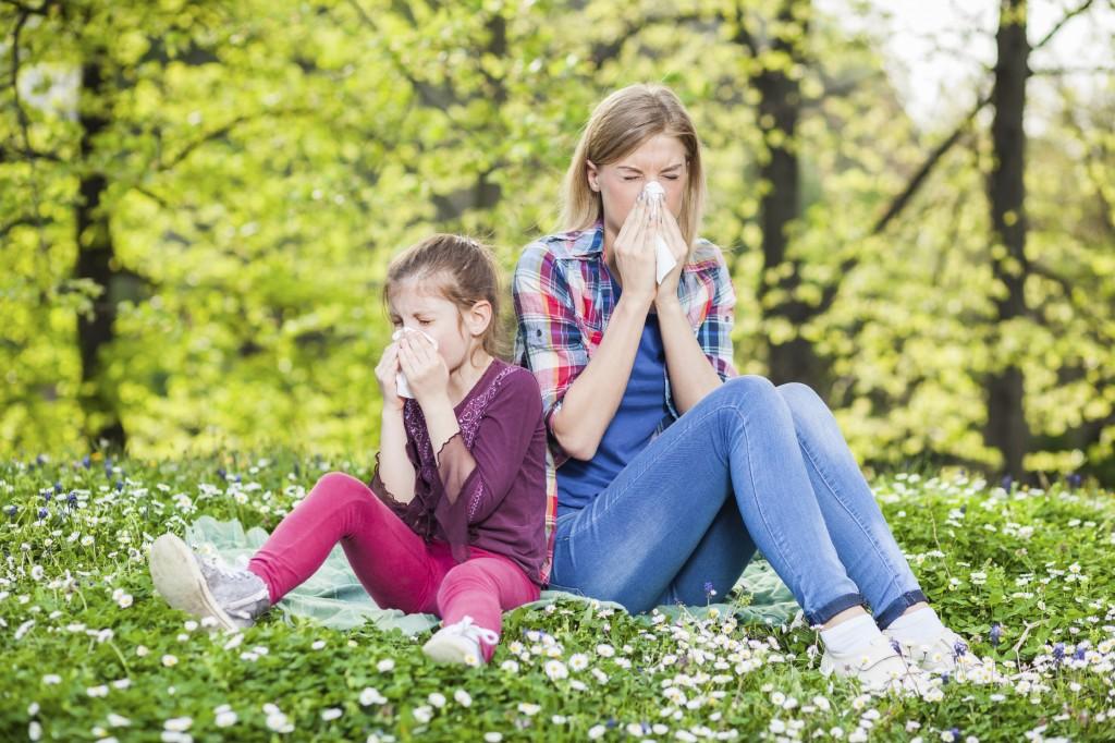 Allergies and lemon