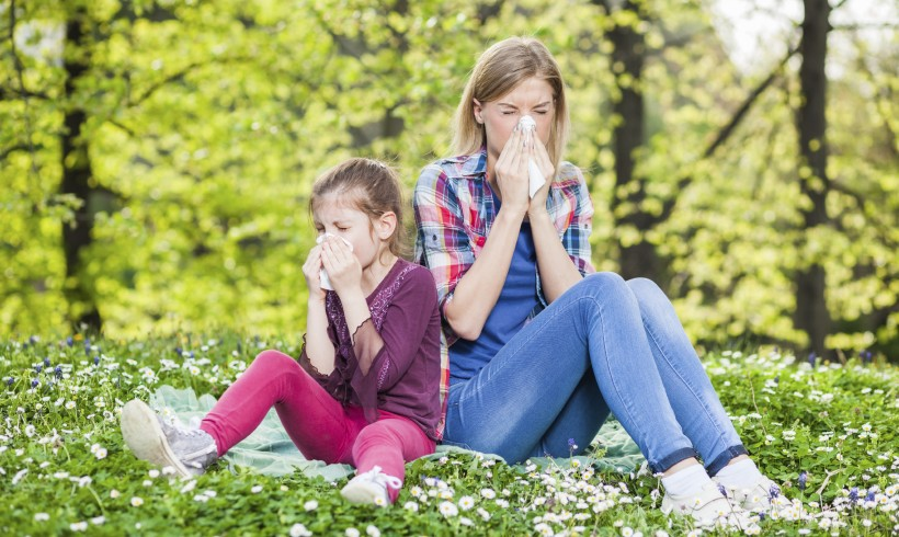 Quello che devi sapere per vincere le allergie di primavera con il limone