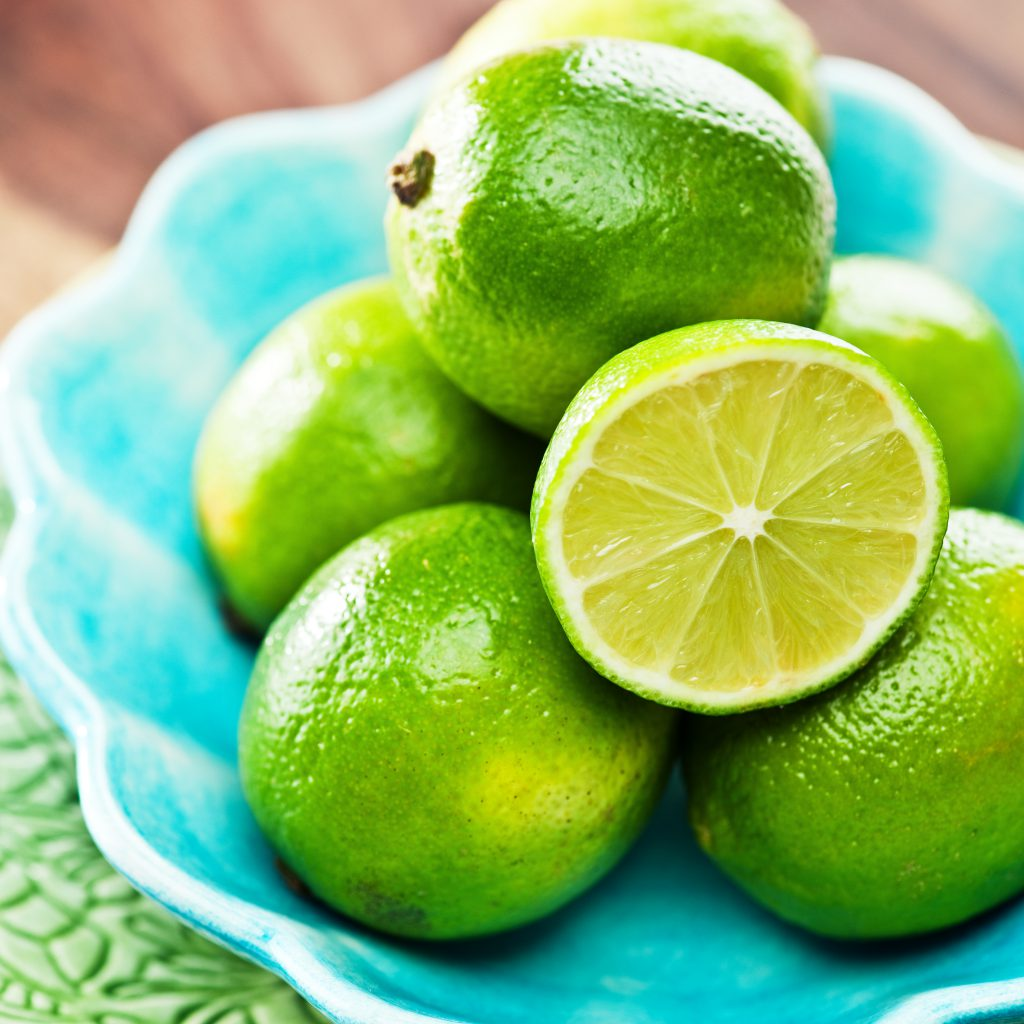 Bowl of lime