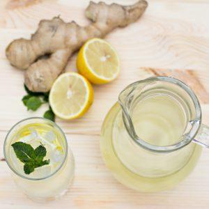 limonata zenzero