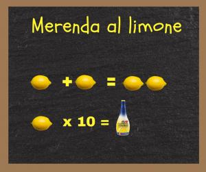 Merenda al limone