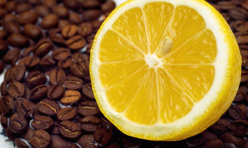 Rimedio anti-emicrania al limone