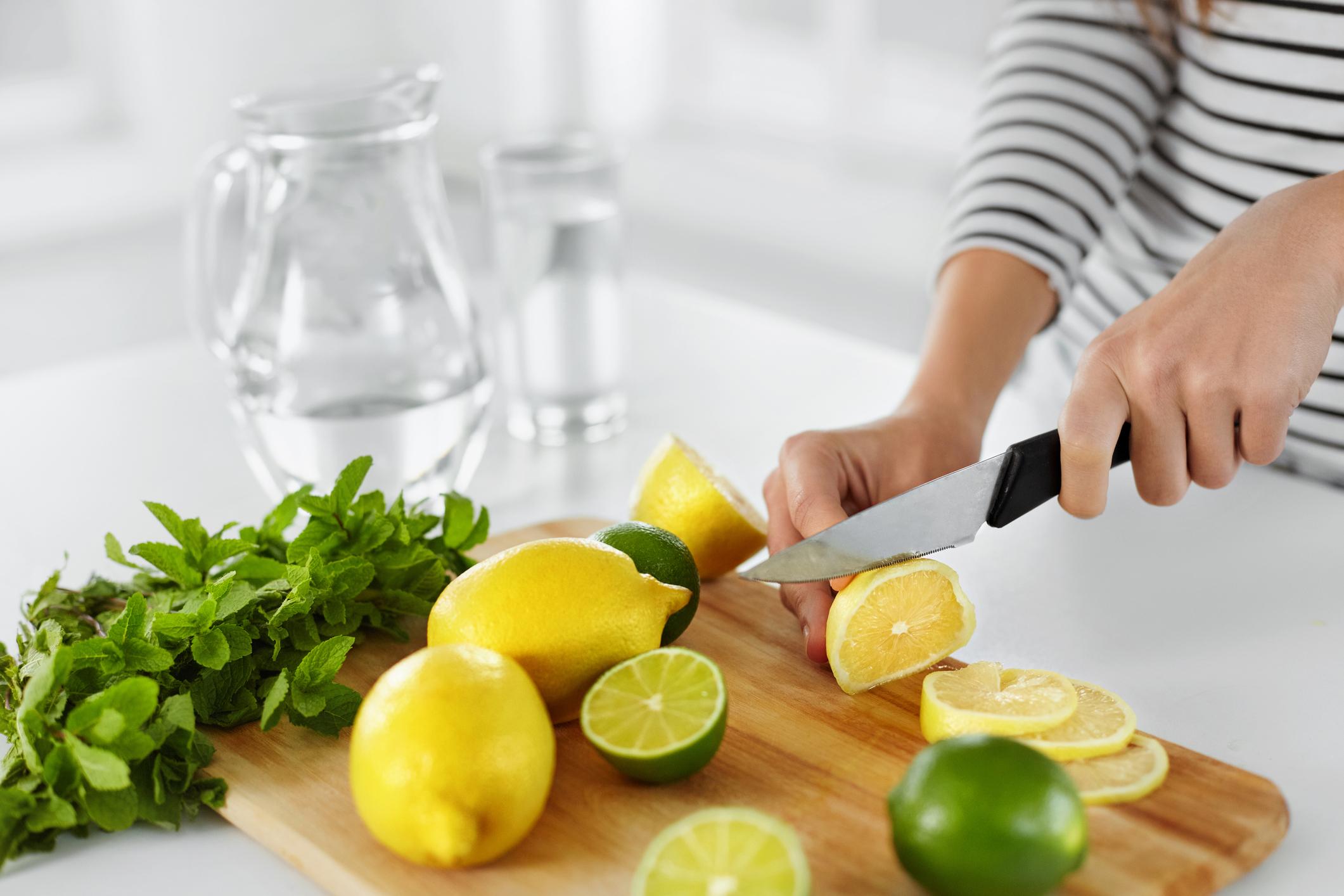 lemon kitchen tips