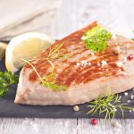Lemon Tuna Steak