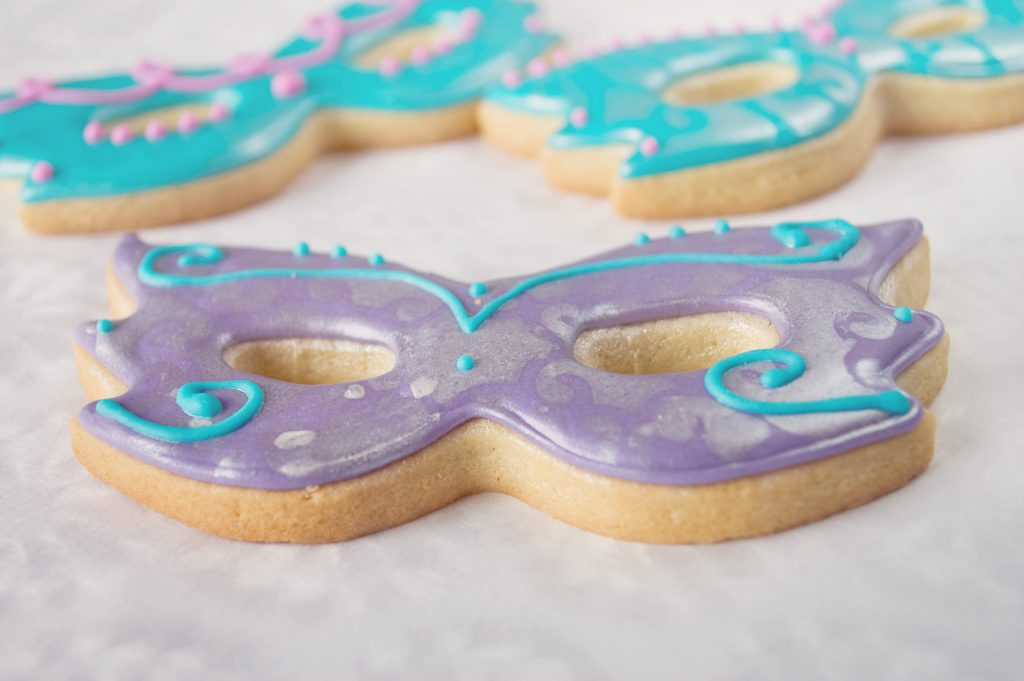 maschere biscotti